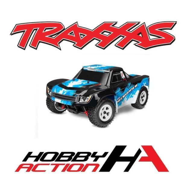 Traxxas LaTrax Desert Prerunner 1//18 4WD RTR Short Course Truck TRA76064-5