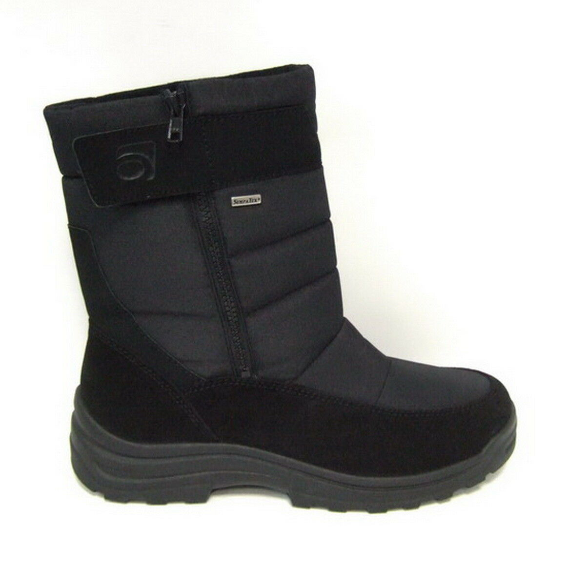 Rohde invierno cálido botas de nieve 2985 90 negro SympaTex impermeable