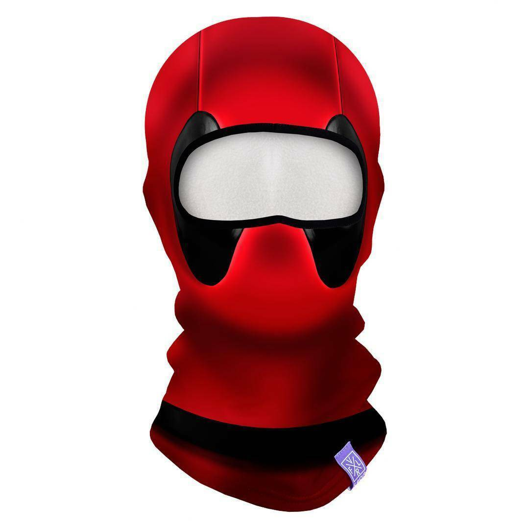 DeadPool Balaclava Mask for Snowboard   Clothing, Winter Sports, Eye Masks