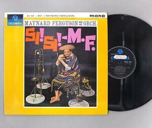 Maynard-Ferguson-Si-Si-M-F-NM-12-034-Vinyl-LP-33SX-1503-Factory-Sample