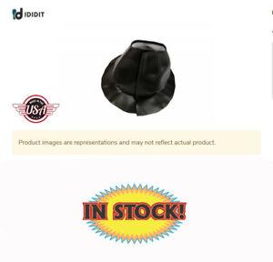 Ididit Steering 2405810010 Black Boot for Trim Kit Floor Mount