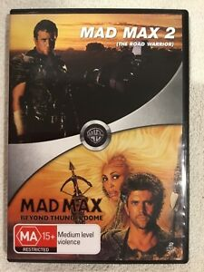DVD-Mad-Max-2-Mad-Max-Beyond-Thunderdome-Double-Pack