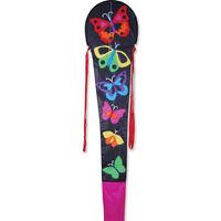 Premier Kites 30ft Dragon Kite - Rainbow of Butterflies Toys