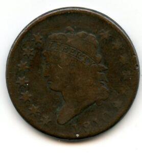 monnaie-ancienne-ETATS-UNIS-1810
