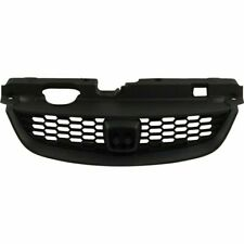 New Ho1200165 Grille With Emblem Provision For Honda Civic 2004 2005 Fits 2004 Honda Civic
