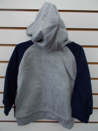 7 Toddler /& Boys STX $42 2pc Navy /& Gray Fleece Hoodie /& Jogging Pants Sz 2T