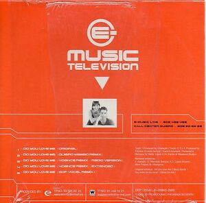 E-MUSIC-TELEVISION-034-DO-YOU-LOVE-ME-034-PROMO-CD-MAXI-WALLY-LOPEZ-BATAGLIO-QUIERO
