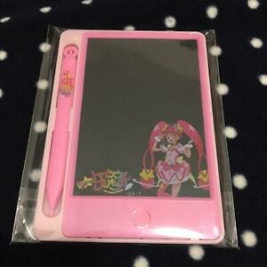 Precure-Pretty-Store-limited-Star-twinkle-Digital-memo-pad-From-Japan