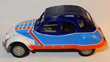 NOREV HACHETTE CITROEN 2CV 6 BASKET 1977 1/43 IN blister BOX
