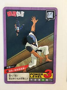 Yu Yu Hakusho Super battle Power Level 53 - Part 2
