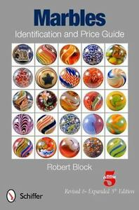 marbles identification and price guide by robert block 2012 rh ebay com warman's identification and price guide marbles identification and price guide