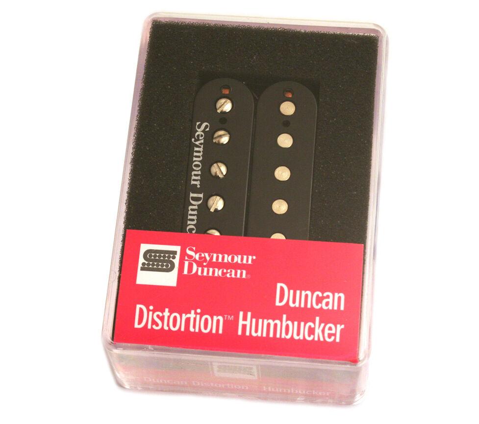 Seymour Duncan SH-6b Distortion Black Humbucker Guitar Bridge Pickup 11102-21-B