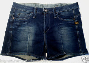 G-Star-Shorts-039-MIDGE-DOVER-SHORT-WMN-039-Size-26-AU8-Medium-Aged-EUC-RRP-149-Womens