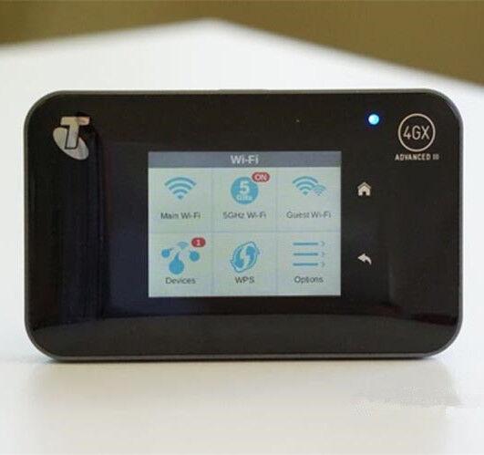 Unlocked Netgear AirCard 810s 4g LTE Cat 11 WiFi Mobile Hotspot Broadband  Router