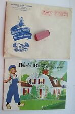 Promotional Booklet For Dutch Boy  Paints Blended Beauty For Your Home c50's