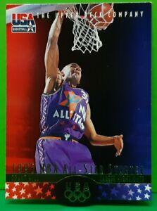 Grant Hill card 1996 Upper Deck USA Basketball