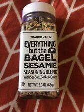 Everything But The Bagel Seasoning Trader Joe's