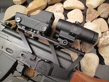 Mepro Tru Dot + Vortex 3X Magnifier Flip Mount NEW Meprolight Free Goodie