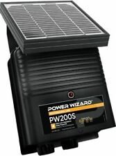Agratronix 25 Joule Ultra Low Impedance 12v Solar Fence Energizer Pw200s