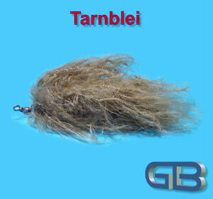 Tarnblei-Camo-Blei-Grundblei-25g-200g-Karpfenblei-Blei-mit-Ose