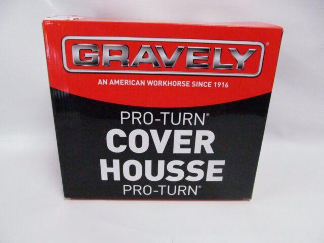 oem gravely large commercial zero turn lawn mower cover pro turn rh ebay com