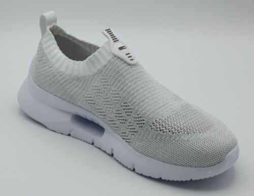 Tela 41 Sneakers Bianco Elasticizzata Enrico Coveri N In Donna Scarpe Tennis RHwvYY