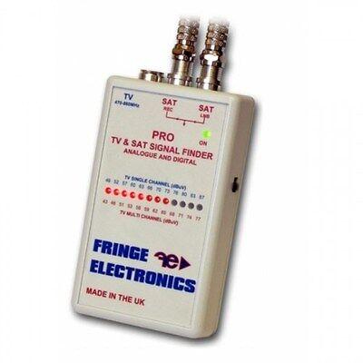 FRINGE Pro Sky Satellite & TV Signal Meter Finder Sat