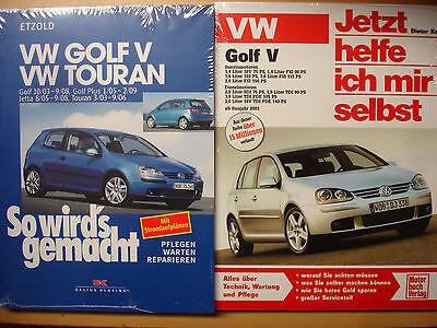 VW Golf 5 Reparaturbuch Jetzt helfe ich mir selbst