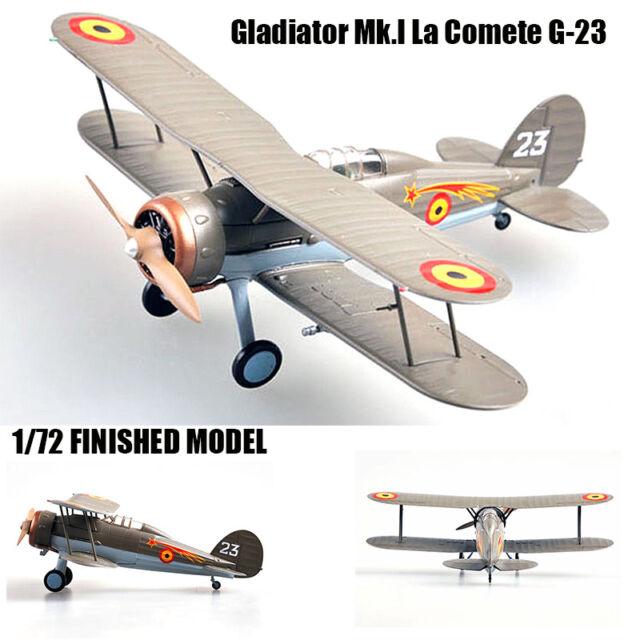 Gladiator Mk I 1//1//2 G-23 Easy Model 1:72
