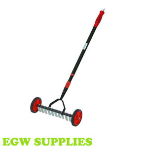 Darlac-Lawn-Scarifier-Removes-Moss-Thatch-debris-Garden-Lawn-Care-Tools