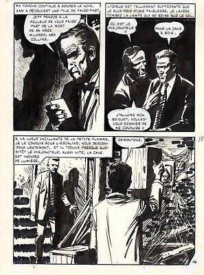 Bereidwillig Les Griffes De L'oubli (jaime Brocal) Planche Hallucinations Page 16