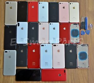 BACK-CHASSIS-HOUSING-ALLOY-METAL-REPLACEMENT-FRAME-CASE-For-iPhone-7-7-8-8-X