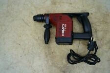 Hilti Te 15 Rotary Hammer Drill Demolition Chipping Works Fine
