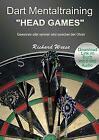 """Dart Mentaltraining """"Head Games"""" von Richard Weese (2018, Taschenbuch)"""