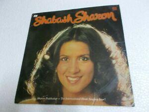 SHARON PRABHAKAR SHABASH ANAND MILIND '84 ROCK POP RARE BOLLYOOD LP record VG++