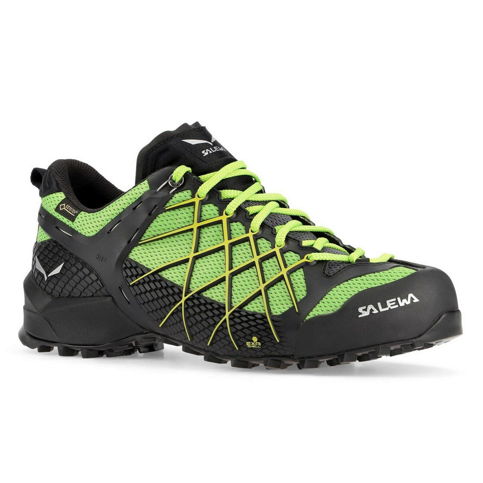 Salewa señores estancos trekking zapatos Wildfire GTX Man Salewa  nuevo