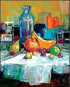 Stillleben Modern r lara still iii fertig bild 24x30 wandbild stillleben modern