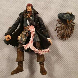 Disney-Pirati-dei-Caraibi-Forziere-Fantasma-CAPITAN-JACK-Sparrow-Figura-4-034