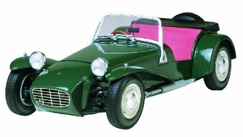 Tamiya 1 24 Sports Car Series No.46 Lotus Super Seven Series II Model Car 24046
