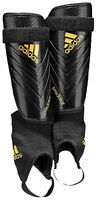 Adidas Predator 2014 - 2015 Club Edition Strap Closure Shin Guard Black /yellow