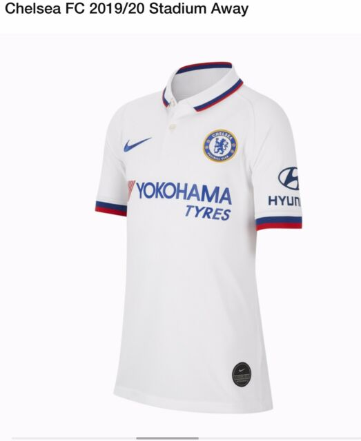 Nike 2019-20 Chelsea Away Jersey (aj5528-101) Size Mens Small