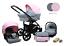 miniatura 13 - TRIO 3in1 OPTIMAL SET CARROZZINA +PASSEGGINO+SEGGIOLINO+ OVETTO BABY