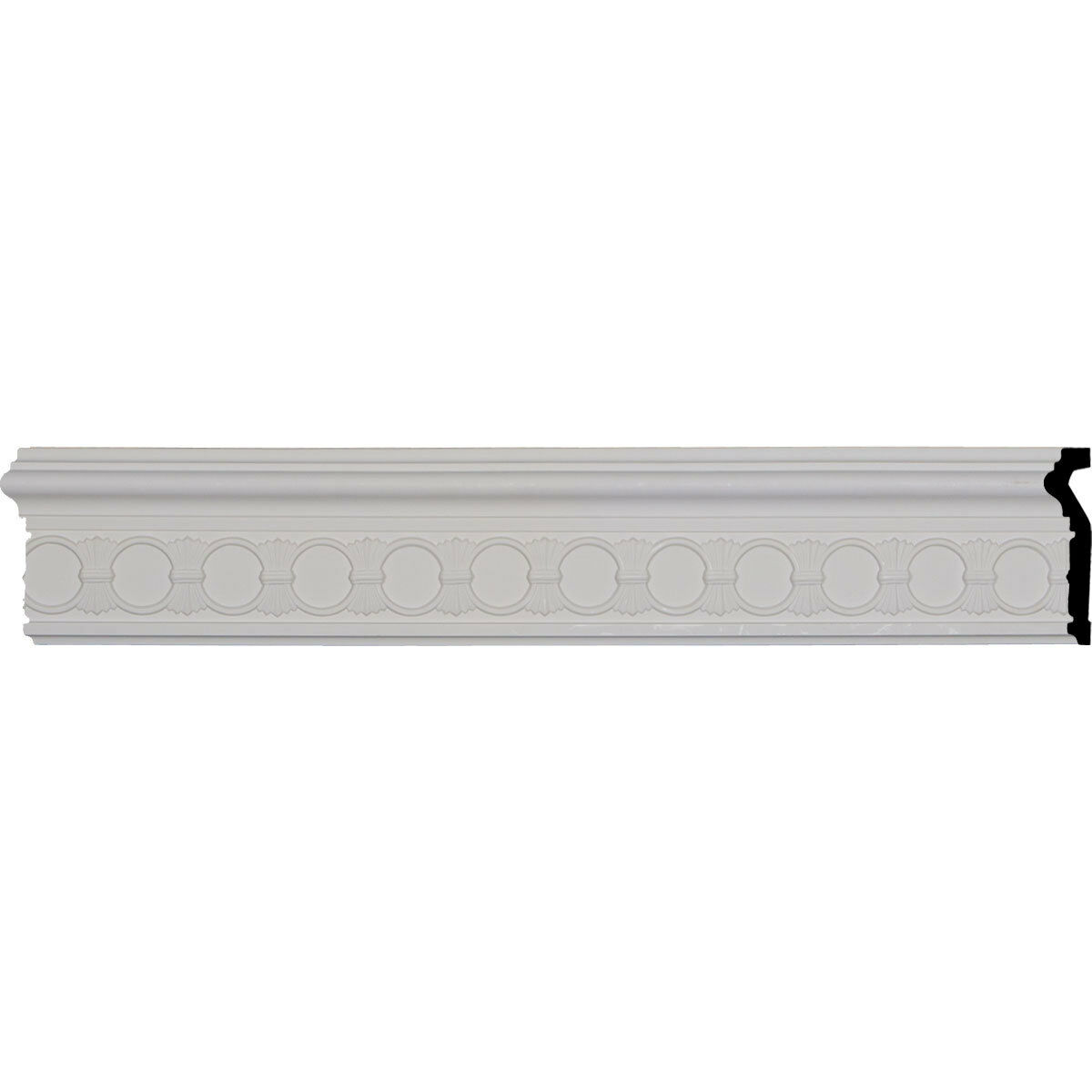 4 1 2 H X 1 1 8 P X 94 1 2 L 2 Repeat Hera Chair Rail For Sale Online