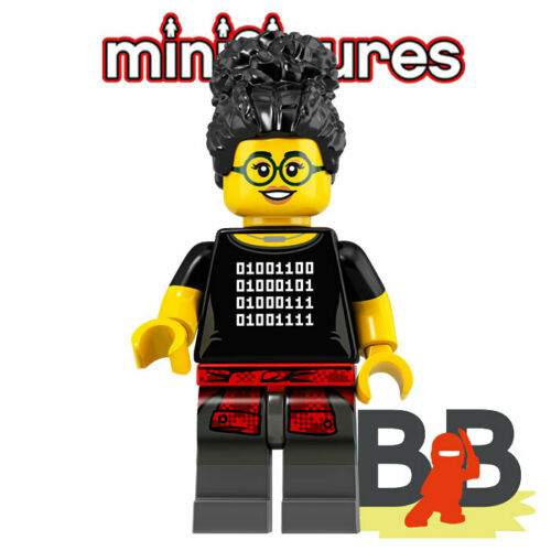 LEGO® Minifigures 71025 Serie 19 No 05 Lady Programmer