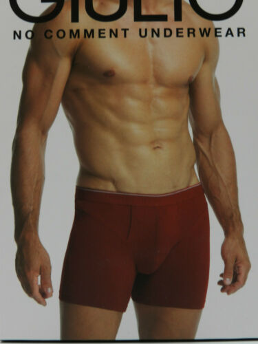 XL//56 hecho en España Boxer trunk mens underwear GIULIO algodón 94/% elastano T