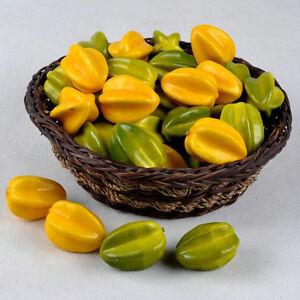 fake-mini-carambola-artificial-fruit-Starfruit-house-kitchen-decor-teachi-props