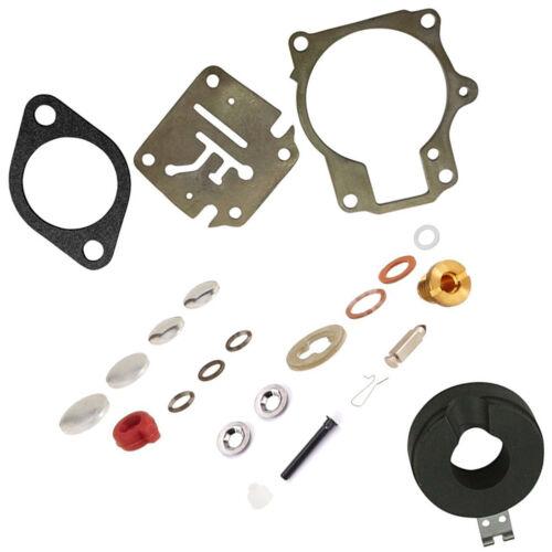 1 x Carburetor Repair Kit for Johnson # 392061 396701 398729 18-7042