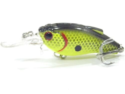 Crankbait Fishing Lures Shallow Water Jerkbait Wide Wobble For Bass Fishing C647