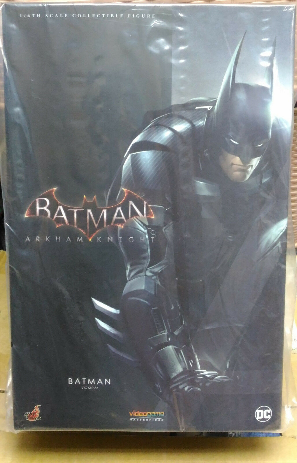 Hot Toys 2017 Batman  Arkham Knight 1 6 Action Figure VGM26