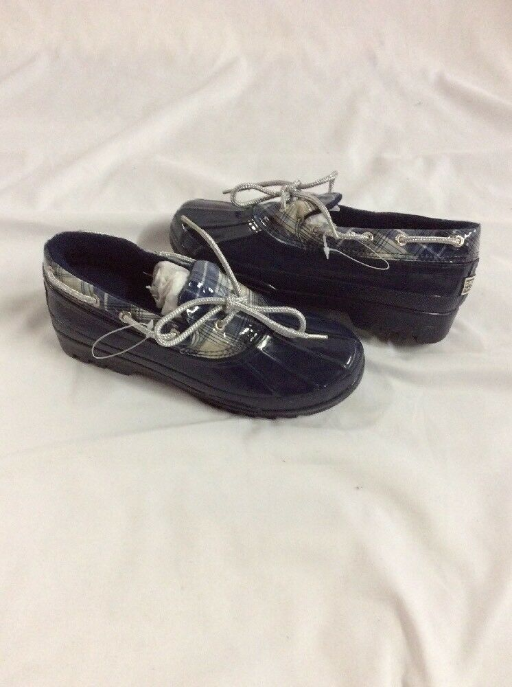 Sperry Top Sider Women's Shoes Duck Boots Size 6 Duckling